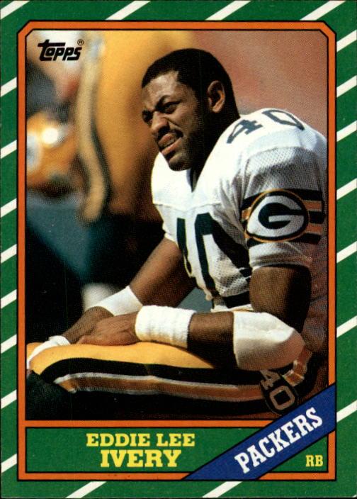 1986 Topps #216 Eddie Lee Ivery