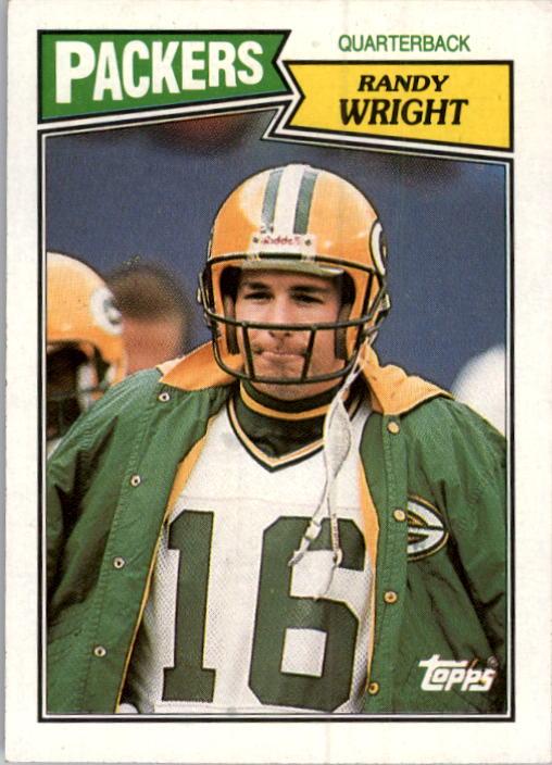 1987 Topps #351 Randy Wright