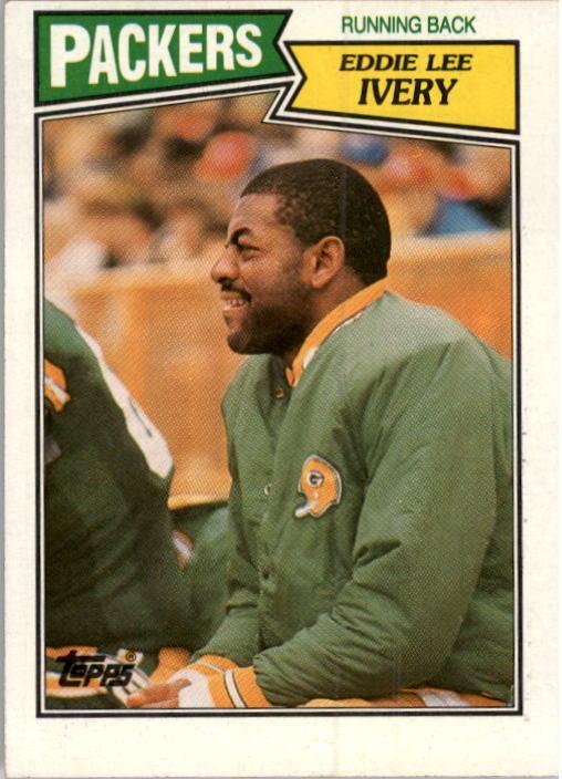 1987 Topps #357 Eddie Lee Ivery