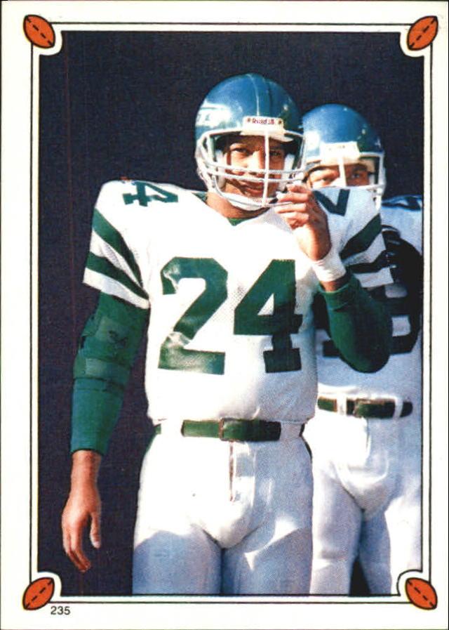 1987 Topps Stickers #235 Freeman McNeil