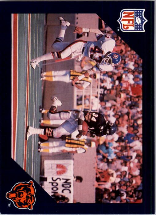 1988 Walter Payton Commemorative #15 Vs. Denver Broncos