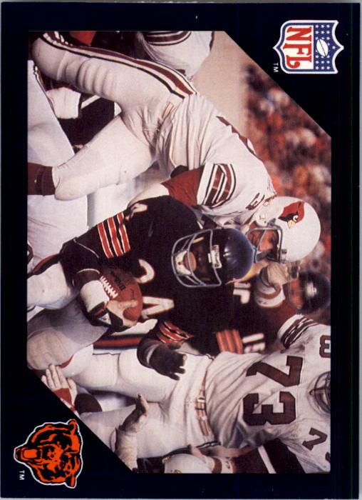 1988 Walter Payton Commemorative #20 Vs. St. Louis