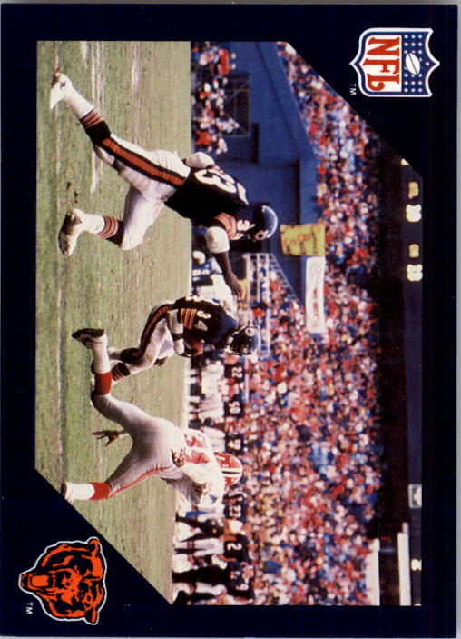 1988 Walter Payton Commemorative #23 Vs. Atlanta Falcons