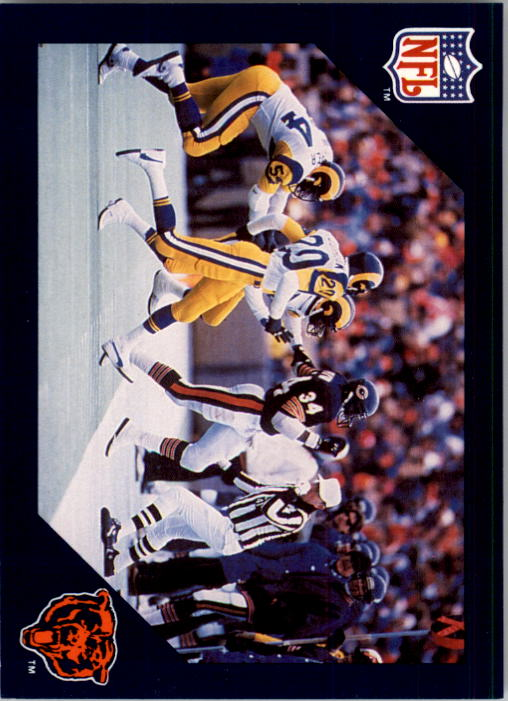 1988 Walter Payton Commemorative #24 Vs. Los Angeles Rams