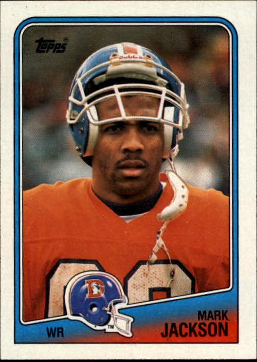1988 Topps #26 Mark Jackson RC