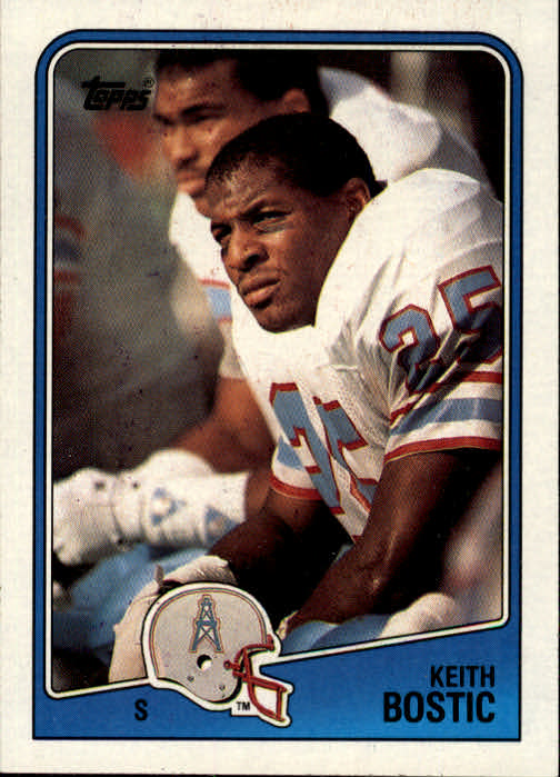 1988 Topps #114 Keith Bostic RC