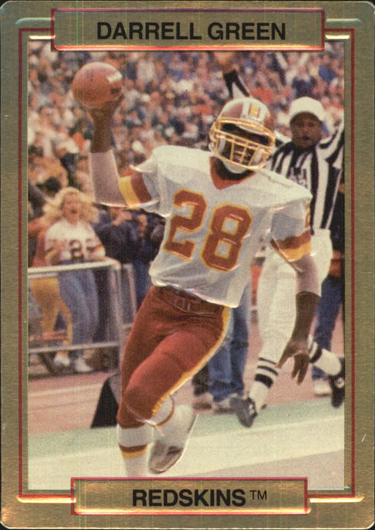 1989 Action Packed Test #22 Darrell Green