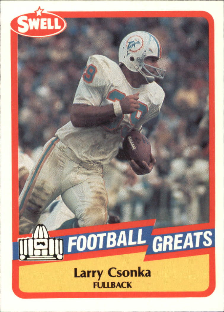 1989 Swell Greats #134 Roger Staubach