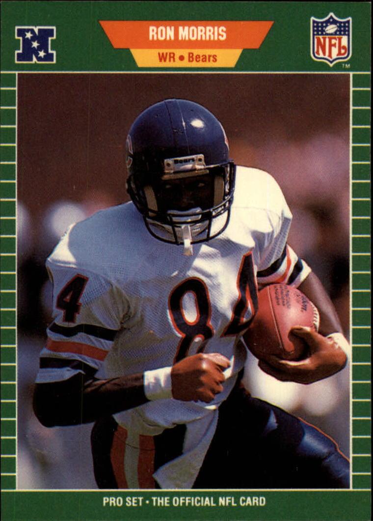 1989 Pro Set #47B Ron Morris RC