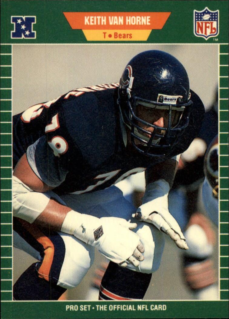 1989 Pro Set #52 Keith Van Horne RC
