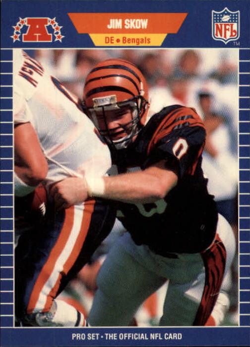 1989 Pro Set #67 Jim Skow RC