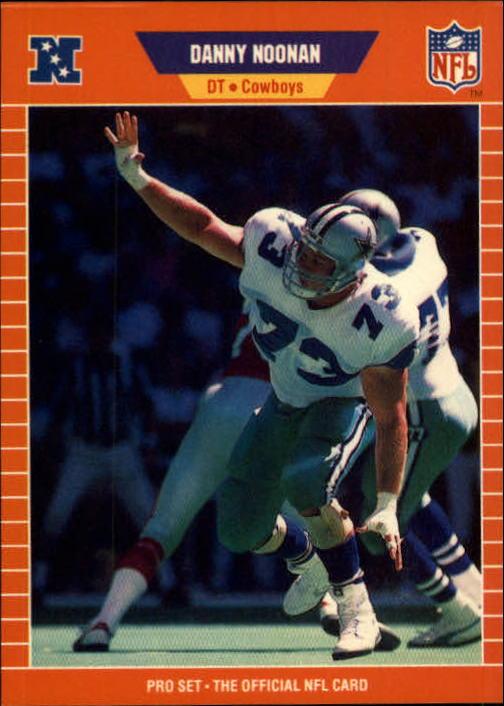 1989 Pro Set #94 Danny Noonan RC