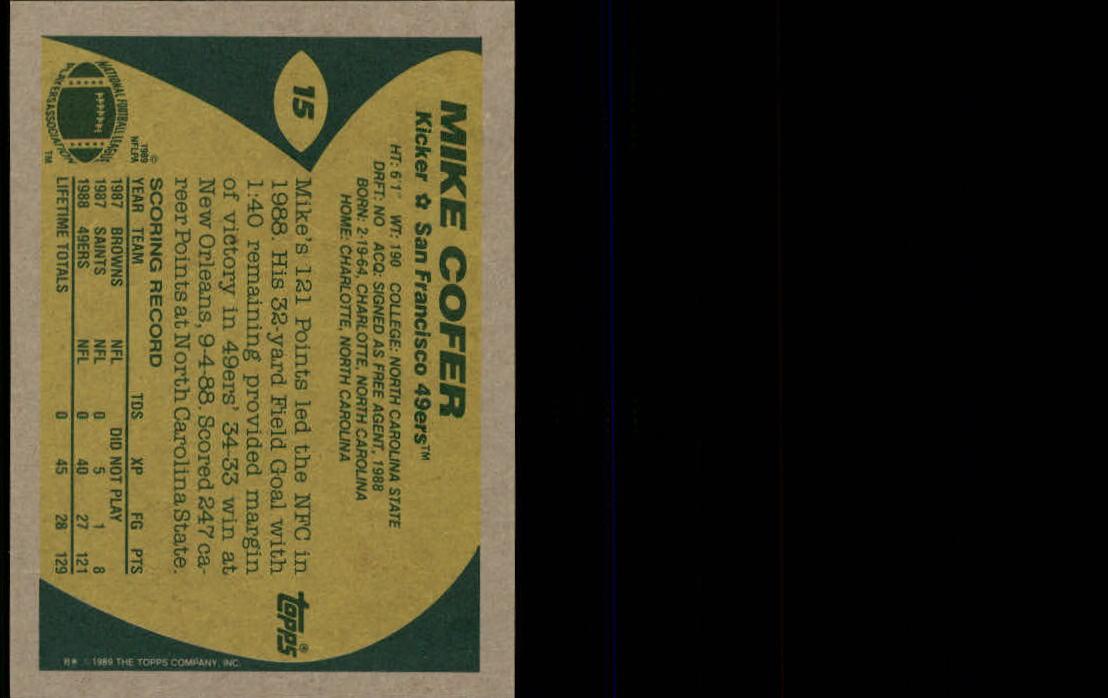 1989-Topps-Football-Card-Pick-2-249 thumbnail 15