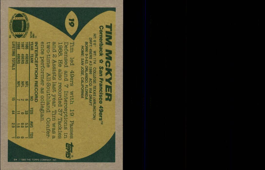1989-Topps-Football-Card-Pick-2-249 thumbnail 23