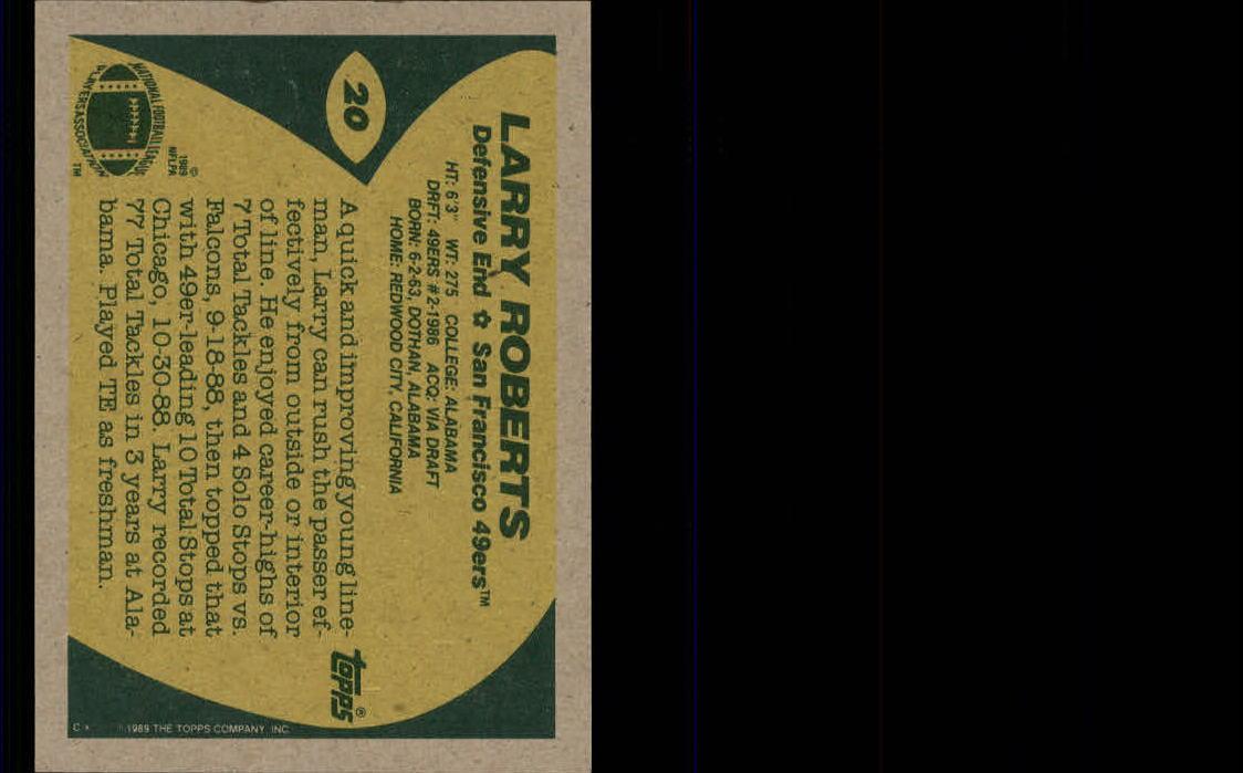 1989-Topps-Football-Card-Pick-2-249 thumbnail 25
