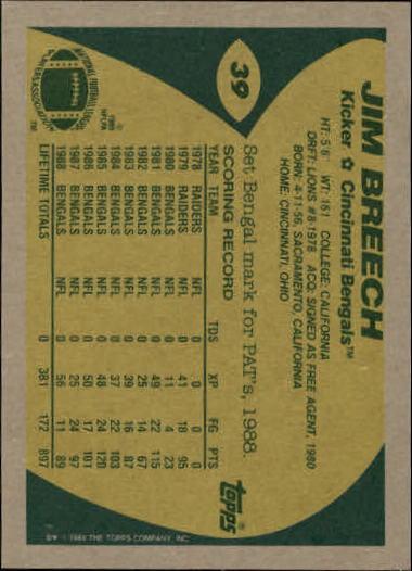 1989-Topps-Football-Card-Pick-2-249 thumbnail 53