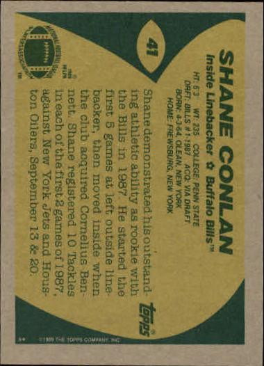 1989-Topps-Football-Card-Pick-2-249 thumbnail 57