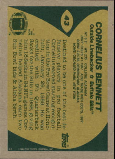 1989-Topps-Football-Card-Pick-2-249 thumbnail 61