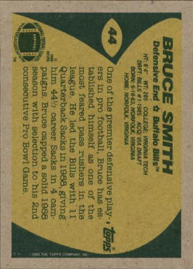 1989-Topps-Football-Card-Pick-2-249 thumbnail 63