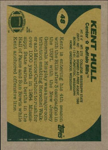 1989-Topps-Football-Card-Pick-2-249 thumbnail 67