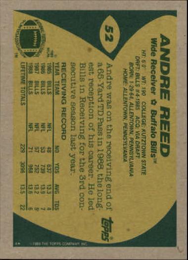 1989-Topps-Football-Card-Pick-2-249 thumbnail 71