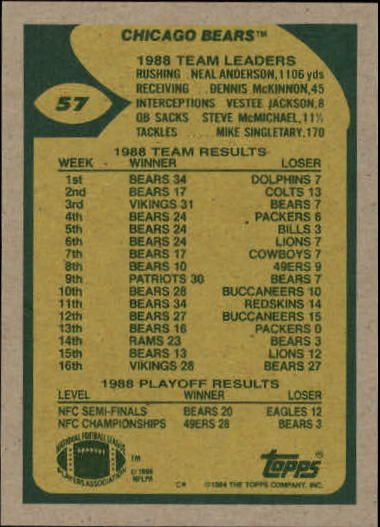 1989-Topps-Football-Card-Pick-2-249 thumbnail 81
