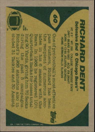 1989-Topps-Football-Card-Pick-2-249 thumbnail 87