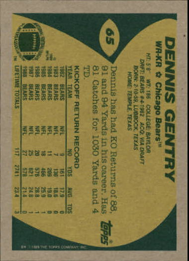 1989-Topps-Football-Card-Pick-2-249 thumbnail 97