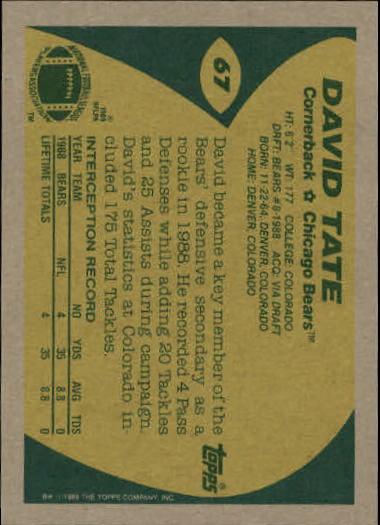1989-Topps-Football-Card-Pick-2-249 thumbnail 99