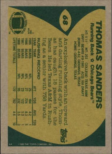 1989-Topps-Football-Card-Pick-2-249 thumbnail 101