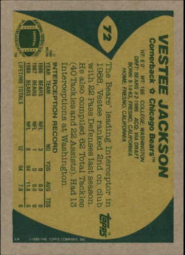1989-Topps-Football-Card-Pick-2-249 thumbnail 109