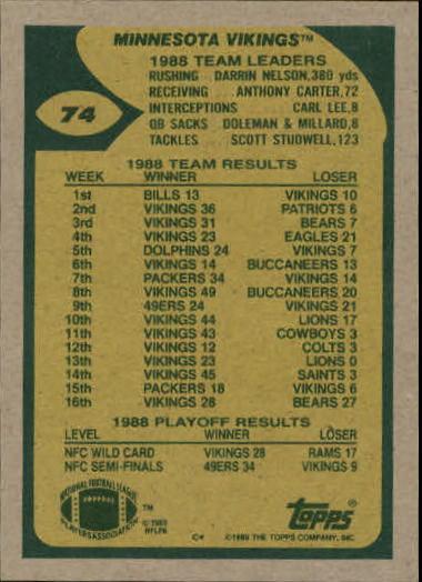 1989-Topps-Football-Card-Pick-2-249 thumbnail 113