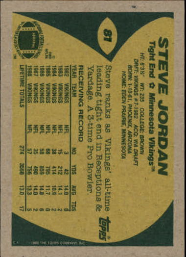 1989-Topps-Football-Card-Pick-2-249 thumbnail 119