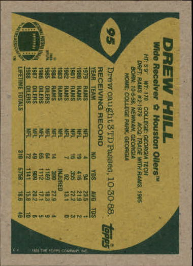 1989-Topps-Football-Card-Pick-2-249 thumbnail 135