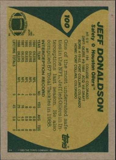 1989-Topps-Football-Card-Pick-2-249 thumbnail 141