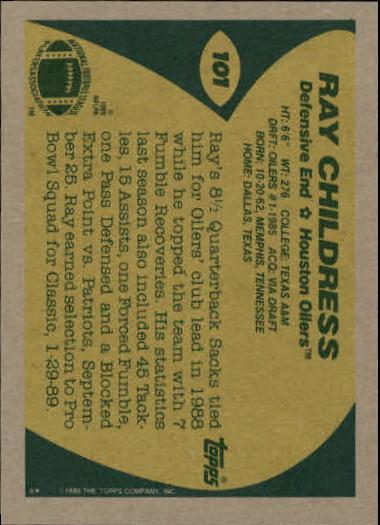1989-Topps-Football-Card-Pick-2-249 thumbnail 143
