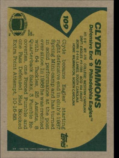1989-Topps-Football-Card-Pick-2-249 thumbnail 157
