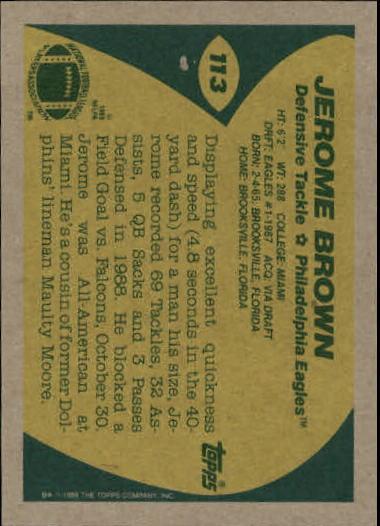 1989-Topps-Football-Card-Pick-2-249 thumbnail 165