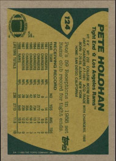 1989-Topps-Football-Card-Pick-2-249 thumbnail 181