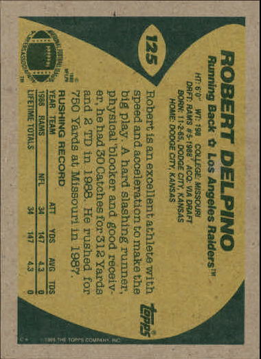 1989-Topps-Football-Card-Pick-2-249 thumbnail 183