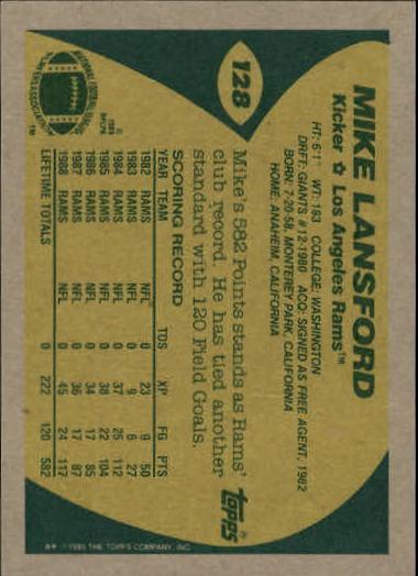1989-Topps-Football-Card-Pick-2-249 thumbnail 189