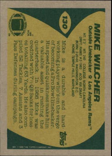 1989-Topps-Football-Card-Pick-2-249 thumbnail 193