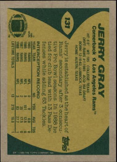 1989-Topps-Football-Card-Pick-2-249 thumbnail 195