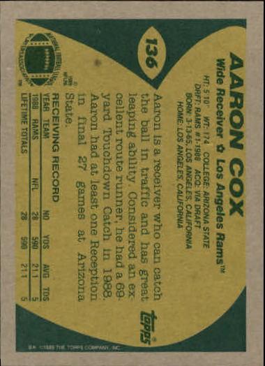 1989-Topps-Football-Card-Pick-2-249 thumbnail 205