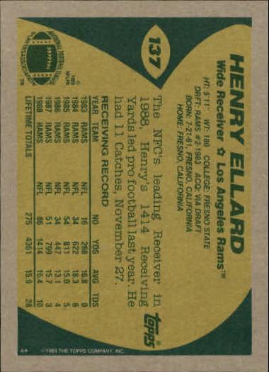 1989-Topps-Football-Card-Pick-2-249 thumbnail 207