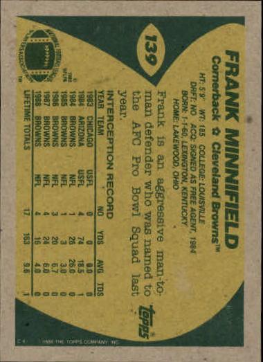 1989-Topps-Football-Card-Pick-2-249 thumbnail 211