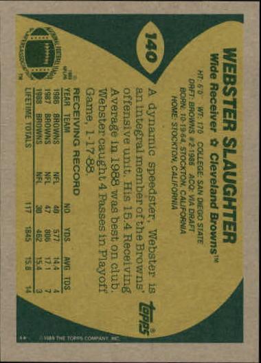 1989-Topps-Football-Card-Pick-2-249 thumbnail 213