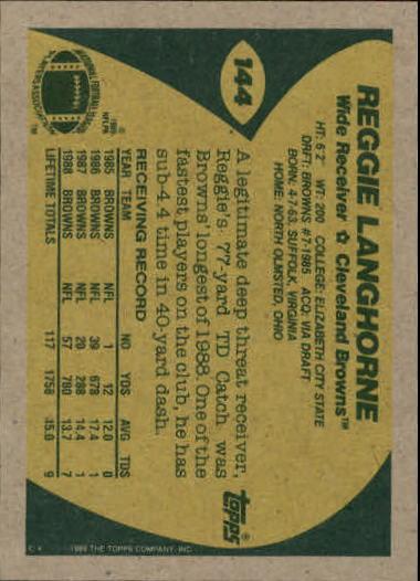 1989-Topps-Football-Card-Pick-2-249 thumbnail 221
