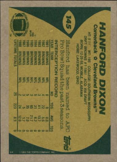 1989-Topps-Football-Card-Pick-2-249 thumbnail 223