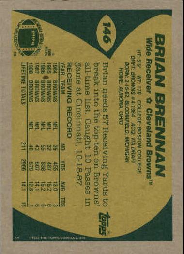 1989-Topps-Football-Card-Pick-2-249 thumbnail 225